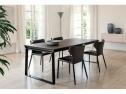 Brera Dining Chair 2913 Night And Day Natuzzi Italia