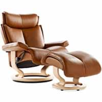 Stressless Chairs & Ottomans Ekornes