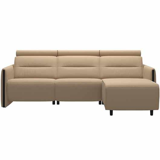 Stressless Emily Power Reclining Sofas