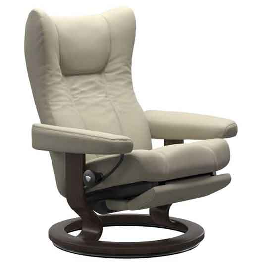 Stressless Power Reclining Furniture