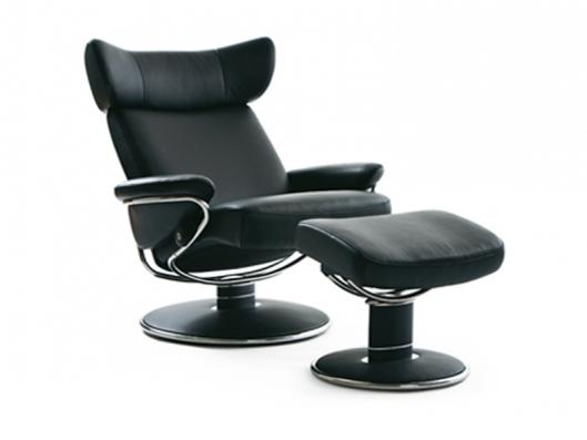 Chair Jazz Medium Stressless Recliner Ekornes Outlet