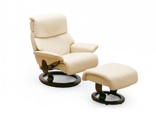 Chair Vision Stressless Recliner Ekornes Outlet Discount Furniture Selections Chairs And