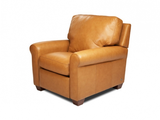 Savoy Chair Savoy Savoy Collection AMERICAN LEATHER Outlet