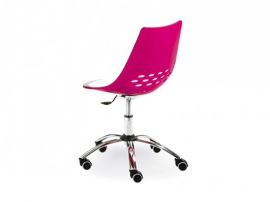 Calligaris Cs 623 Archirivolto Jam Office Chair With Two Tone S