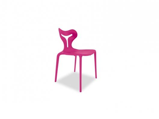 Area51 Plastic outdoor chair CS/1042 Paolo Lucidi & Luca Pevere ...