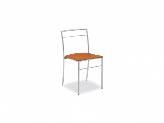Hi wood Metal kitchen chair CS 215 W S T C Calligaris