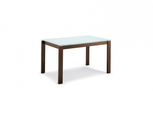 Consolle Calligaris Baron.Baron Glass And Wood Extending Table Cs 4010 Lv S T C