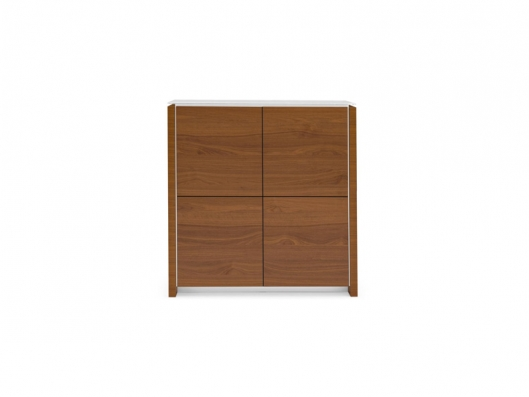 Mag Sideboard Cs6029 4 Stc Calligaris Outlet Discount Furniture - Calligaris-seattle-storage-cupboard-with-four-doors