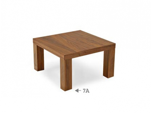 House Low Square Coffee Table CS 5047 QS Edi Paolo Ciani Calligaris