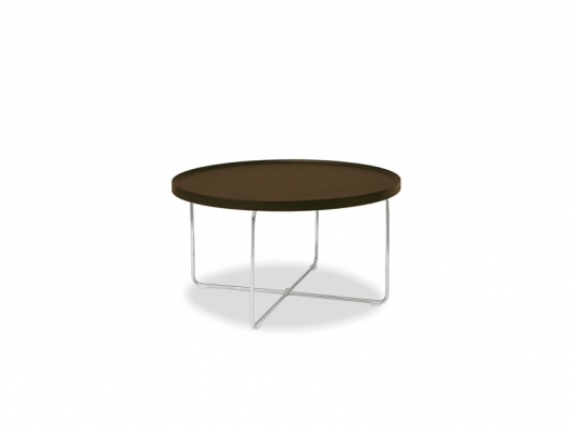Calligaris Cs 5010 Rd Edi Paolo Ciani S T C Tray Low Round Coffee Table