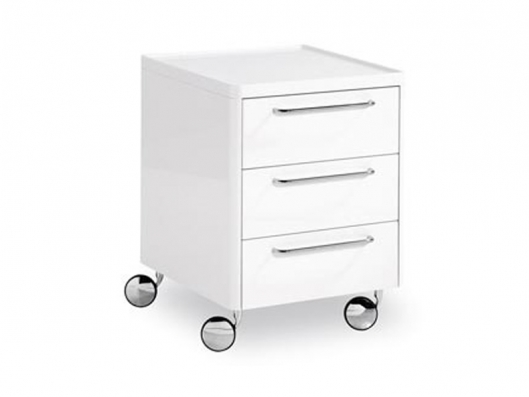 Trailer Office Pedestal Cs 6024 S T C Calligaris Outlet