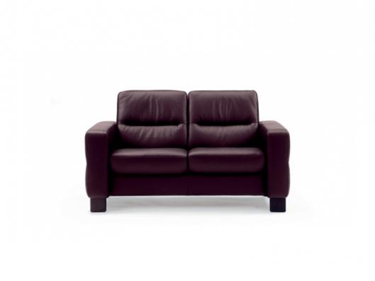 2 Seat Sofa Loveseat Low Back Stressless Wave Ekornes