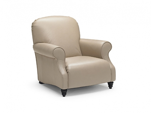 Leather Chair 2390 Butterfly Natuzzi Italia Outlet