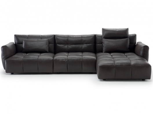 Leather Sofa 2981 Herman Natuzzi Italia Outlet Discount ...