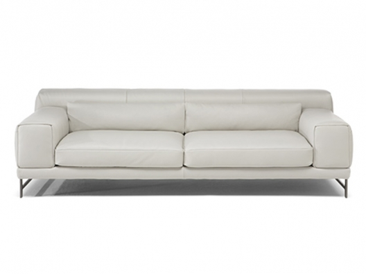 Leather Sofa 2994 Ido Natuzzi Italia Outlet Discount