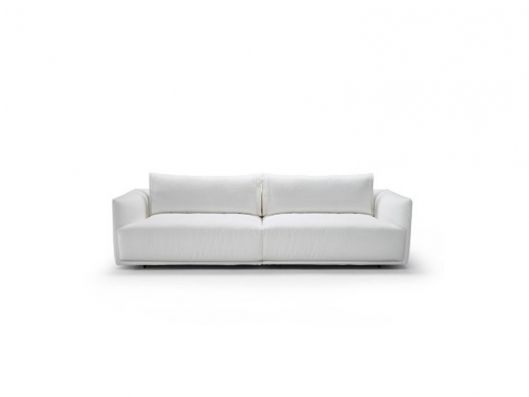 Sofa R911 Long Beach Natuzzi Italia Outlet Discount