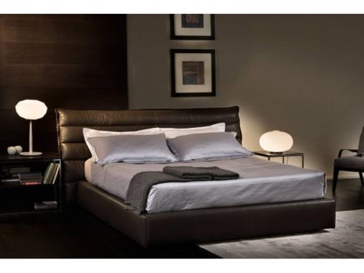 Onda L012 Bed Natuzzi Italia Outlet Discount Furniture