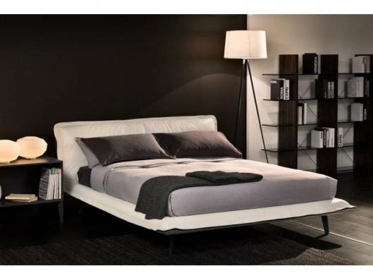 Piuma L011 Bed Natuzzi Italia Outlet Discount Furniture