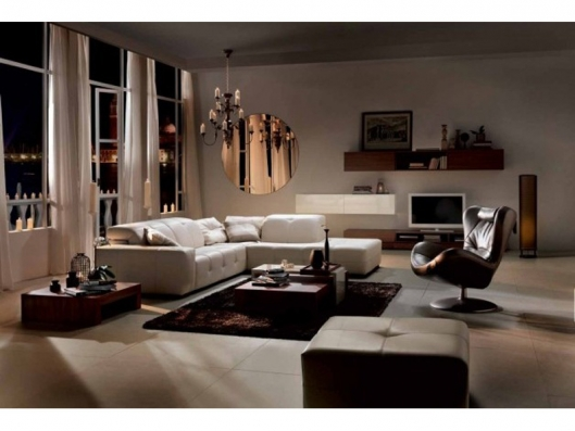 Natuzzi Italia 2571 Surround Sofa