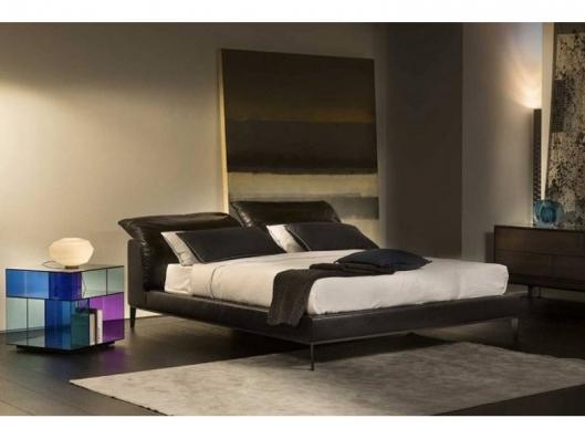 Vela L013 Bed Natuzzi Italia Outlet Discount Furniture
