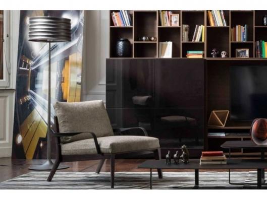 Chair 2847 Viaggio Natuzzi Italia Outlet Discount
