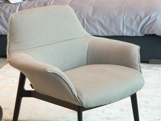 Armchair Aura Natuzzi Italia Outlet Discount Furniture
