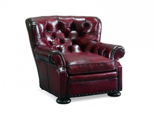 Leather Lounge Chair 229 01 Classics Whittemore Sherrill