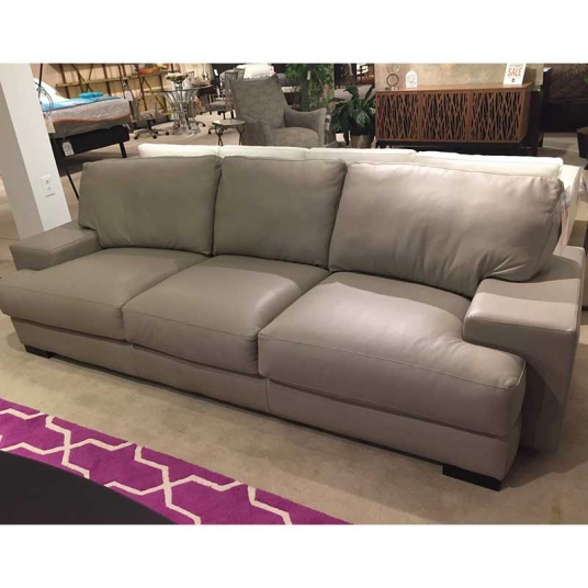 Oak Park Sofa American Leather Outlet Discount Furniture