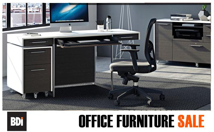BDI Home Office & Entertainment Media