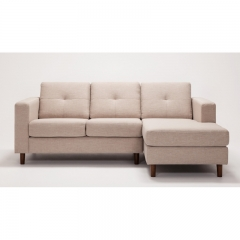 2 Piece Sectional Sofa With Chaise Fabric
