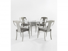 dining johnston casuals providence dining set 8133 set