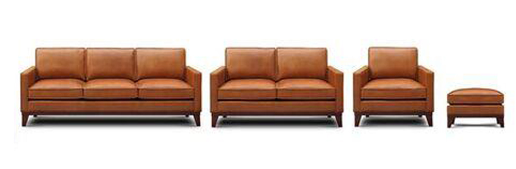 Sofa, Chair Ottoman options