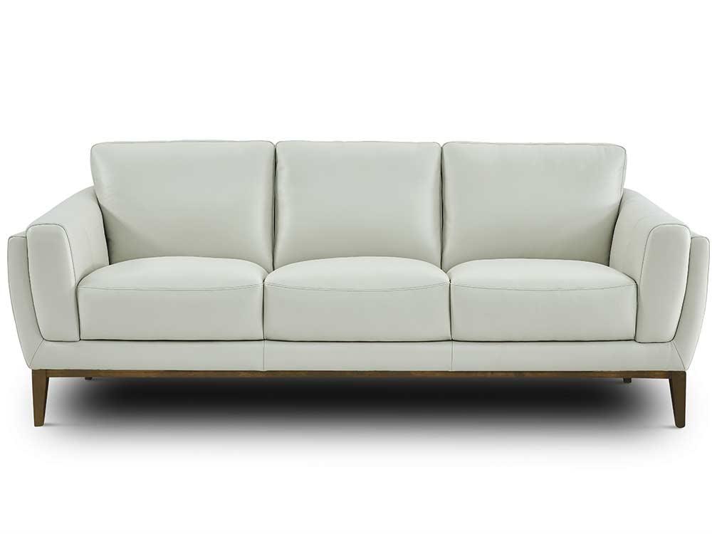 Ava Leather Sofa