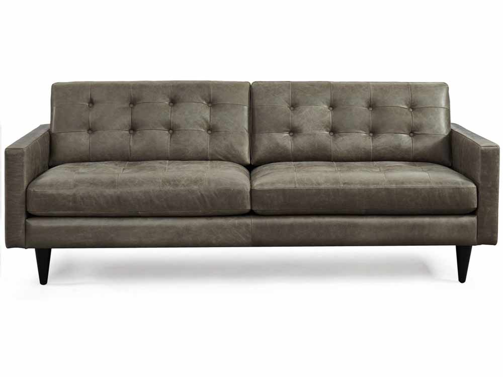 Bogart Leather Sofa
