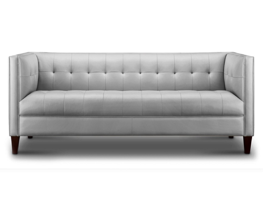Brigitte Leather Sofa
