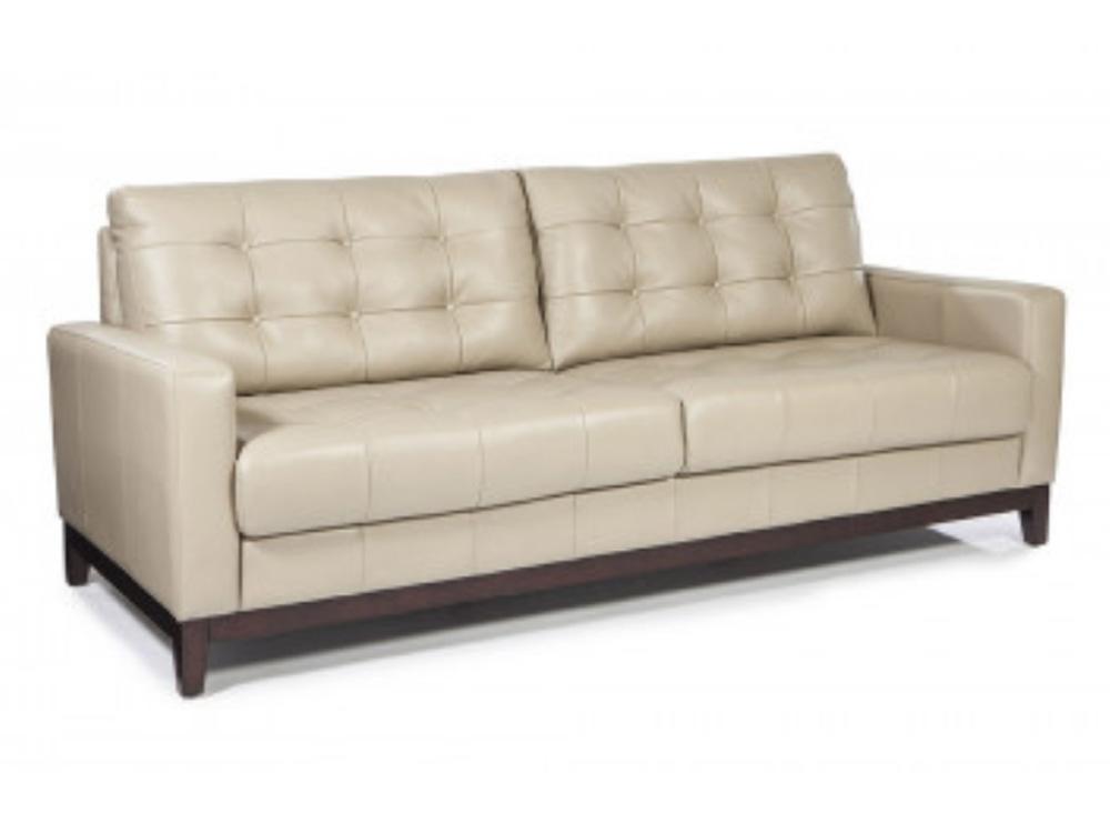 Copenhagen Leather Sofa