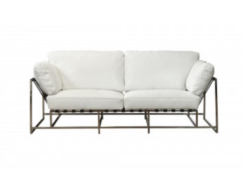 Madrid Leather Sofa