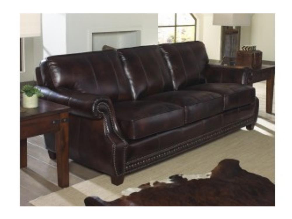 Montevideo Leather Sofa