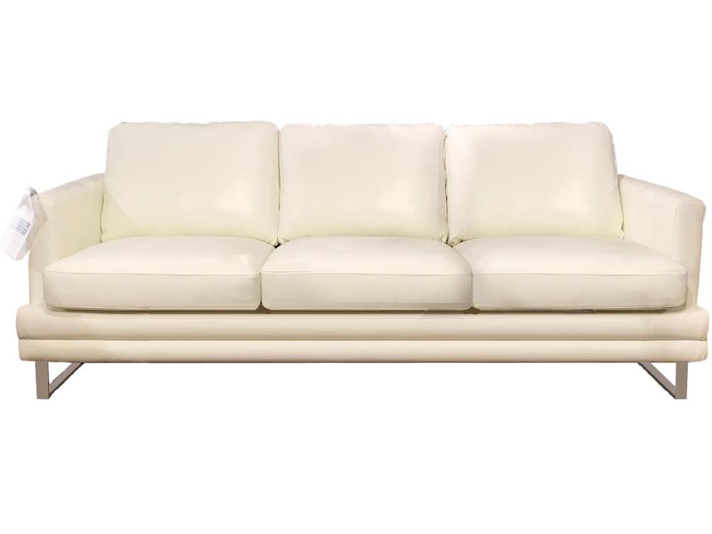 Paris Leather Sofa