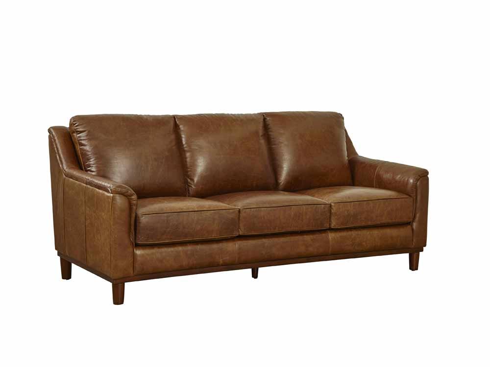 Stockholm Leather Sofa
