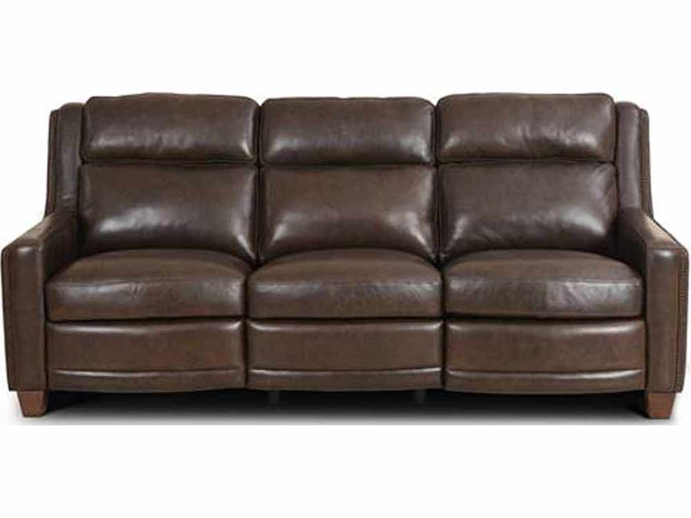 Duke Leather Sofa