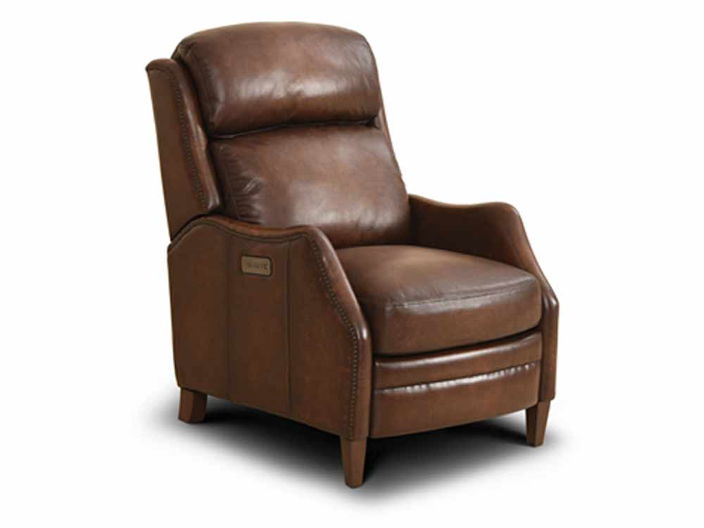 Garner Leather Recliner