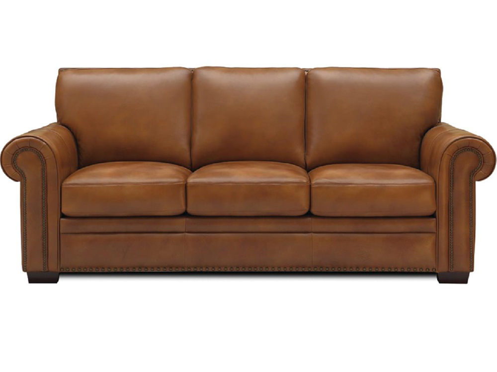 Mae Leather Sofa