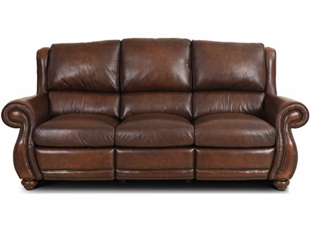 Stewart Leather Sofa