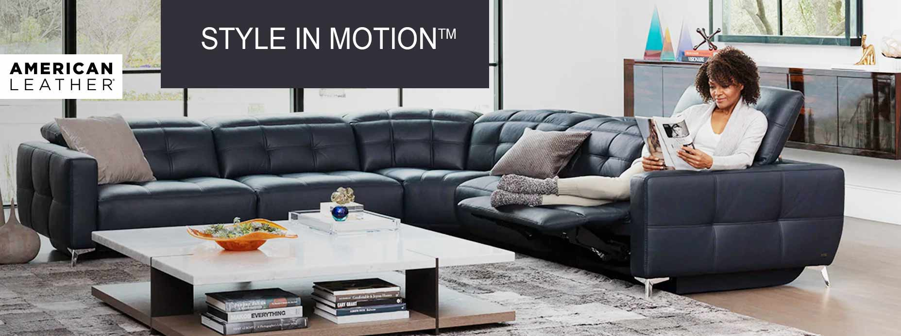 Style in Motion by American Leather