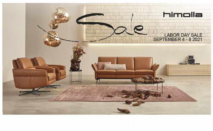 Himolla Leather Sofas