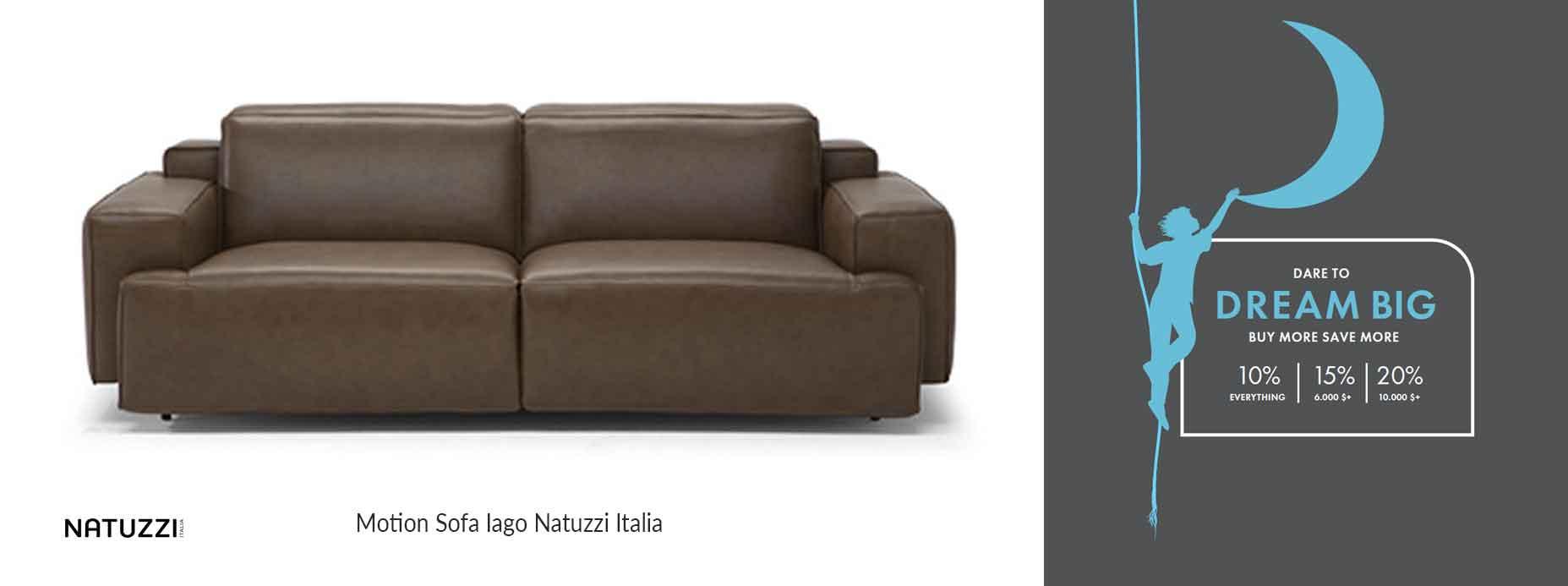 Natuzzi Italia Buy More Save More