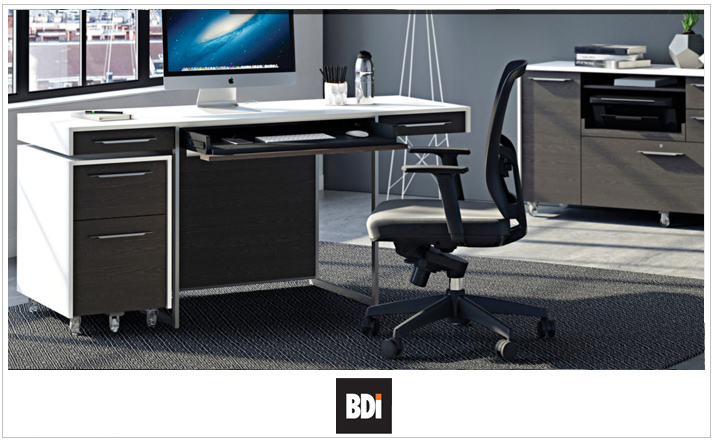 BDI Home Office furniture