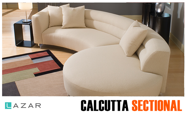 Calcutta Sectional Lazar