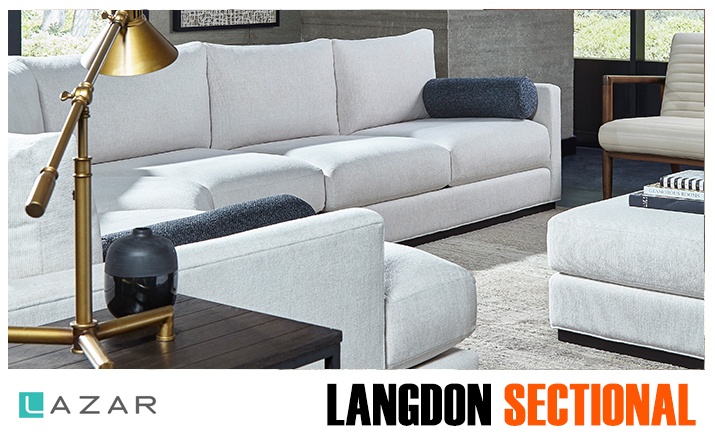 Langdon Sectional Lazar